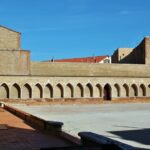 Campo Santo en el centro histórico de Perpiñán