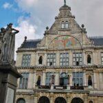 Teatro Real neerlandés en Gante en Bélgica