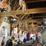 Lonja de la Carne en Gante en Flandes Bélgica