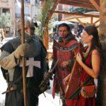 Trobades Medievales en Perpiñán al sur de Francia
