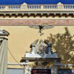 Cine Castillet en Perpiñán al sur de Francia
