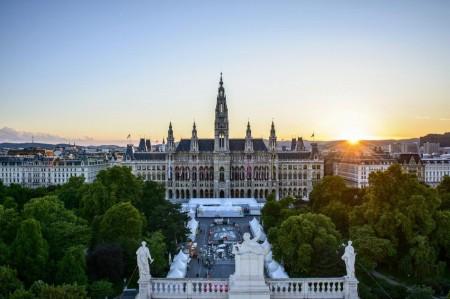 Parlamento en Ringstrasse de Viena © WienTourismus_Christian Stemper