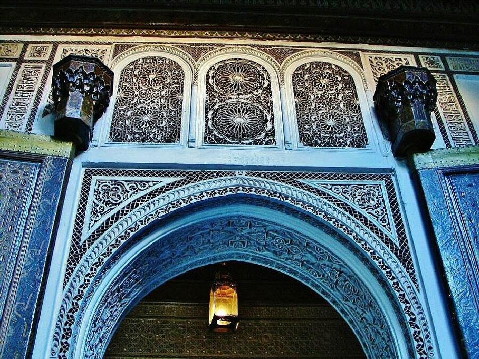 marrakech palacio de la bah a gu as viajar