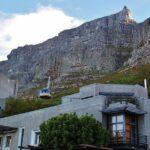 Teleférico de Table Mountain en Ciudad del Cabo