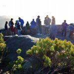 Mirador en Table Mountain en Ciudad del Cabo