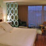 Habitación del hotel L´Ile de la Lagune en Saint-Cyprien