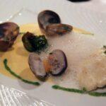 Restaurante del hotel L´Ile de la Lagune en Saint-Cyprien
