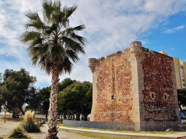 Torre de Sant Vicent en Benicasim en Castellón