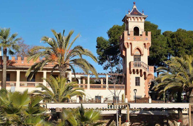 Antigua villa vacacional en Benicasim en Castellón