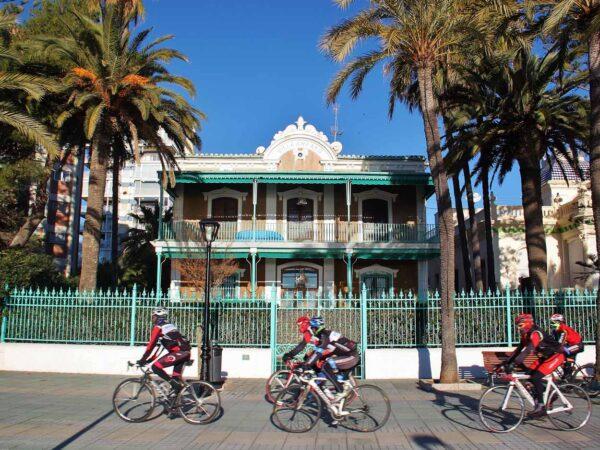 Villa Amparo en la Ruta de las Villas de Benicàssim