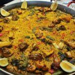 Paella del restaurante Jota´s La Pau en el Día de las Paellas en Benicássim
