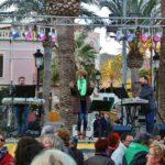 Música el aire libre en el Día de las Paellas en Benicássim
