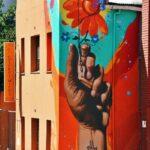 Barrio malayo de Bo-Kaap en Ciudad del Cabo en Sudáfrica