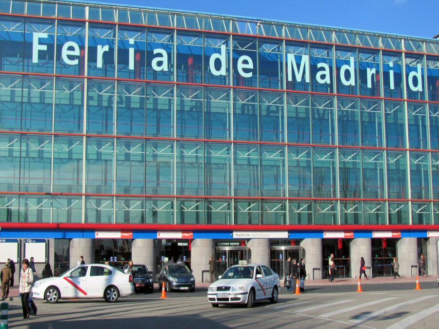 Feria Fitur en Ifema en Madrid