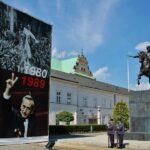 Palacio Presidencial en la Ruta Real de Varsovia