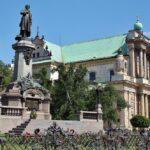 Iglesia del Patrocinio de San José en la Ruta Real de Varsovia