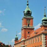 Castillo Real en la plaza Zamkowy de Varsovia