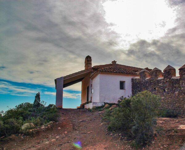 Ermita en el Desierto de Las Palmas cerca de Benicàssim