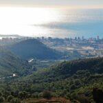 Vistas panorámicas de Benicàssim desde el Desierto de Las Palmas