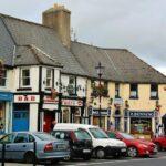 Westport al oeste de Irlanda