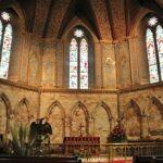 Iglesia de Westport al oeste de Irlanda