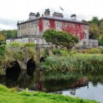 Westport House en el condado de Mayo al oeste de Irlanda