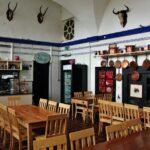 Cocina de Westport House en el condado de Mayo al oeste de Irlanda