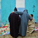 Ambiente en la medina de Chefchaouen al norte de Marruecos