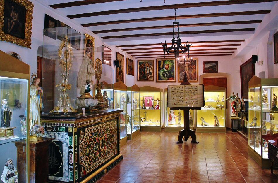 Museo del Desierto de Las Palmas en Bencàssim en Castellón