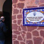 Entrada al museo del Desierto de Las Palmas en Benicàssim