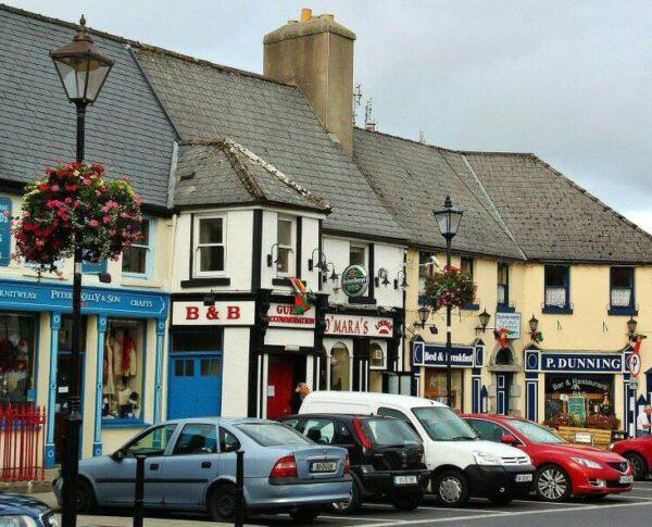Rincón de Westport, al oeste de Irlanda