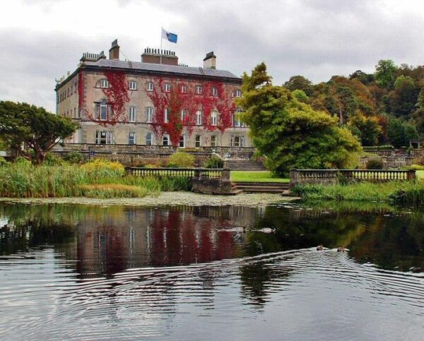 Westport House al oeste de Irlanda