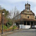 Iglesia de San Juan de Amandi en Villaviciosa en Asturias