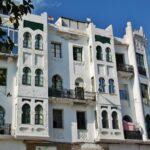Arquitectura colonial en el Ensanche Español de Tetuán
