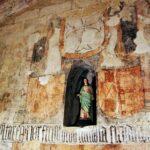 Sala Capitular de la iglesia mozárabe de Wamba en Valladolid