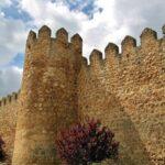 Castillo de Urueña en la provincia de Valladolid