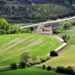 Ermita de Urueña desde sus murallas en Valladolid
