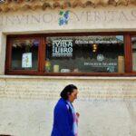 Librería Enoteca en Urueña en Valladolid