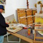 Espacio de exposiciones DiLab en Urueña en Valladolid