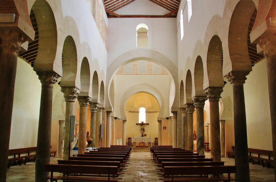 Resultado de imagen de Iglesia Mozarabe de San Cipriano