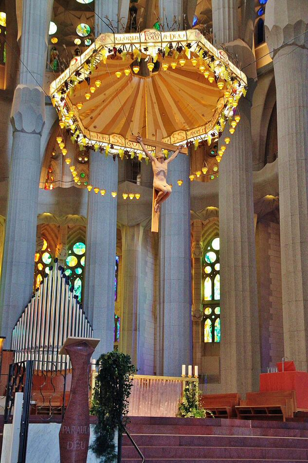 Horarios sagrada familia barcelona gu as viajar for De la sagrada familia