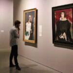 Exposición de Chagall en el museo Fine Arts de Bruselas