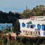 Palacio En Nejma ez Zahra en Sidi Bou Said en Túnez