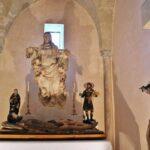 Capilla de la iglesia mozárabe de San Cebrián de Mazote en Valladolid