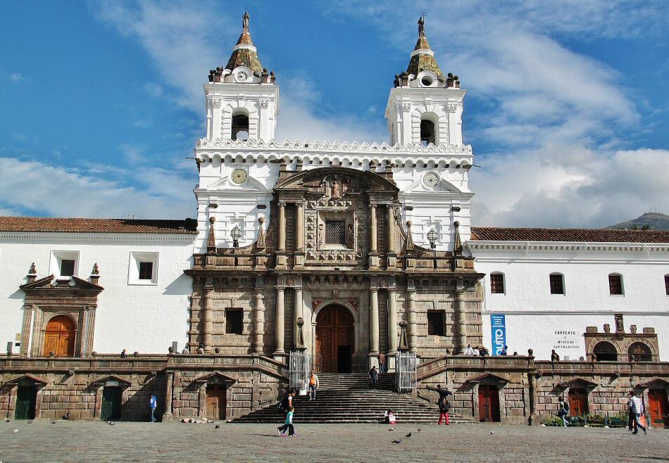 Qu ver en quito gu as viajar for Ministerios del ecuador