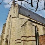 Iglesia del Gran Beaterio de Lovaina en Flandes, Bélgica