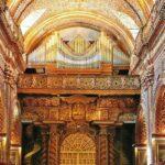 Órgano de la iglesia de la Compañía en Quito