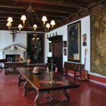 Museo de la Colegiata de Villagarcía de Campos en provincia de Valladolid