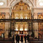 Basílica de la Colegiata de Villagarcía de Campos en provincia de Valladolid