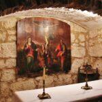 Cripta de la Colegiata de Villagarcía de Campos en Valladolid